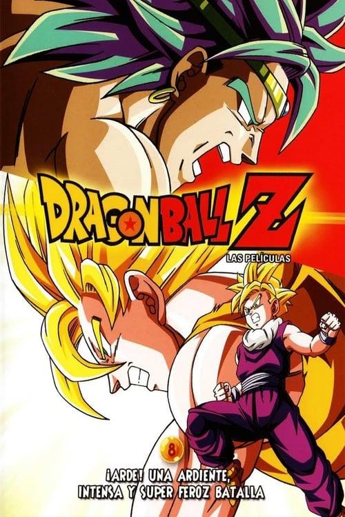 Dragon Ball Z: Estalla el duelo (1993) Repelisplus Ver Ahora Películas Online Gratis Completas en Español y Latino HD