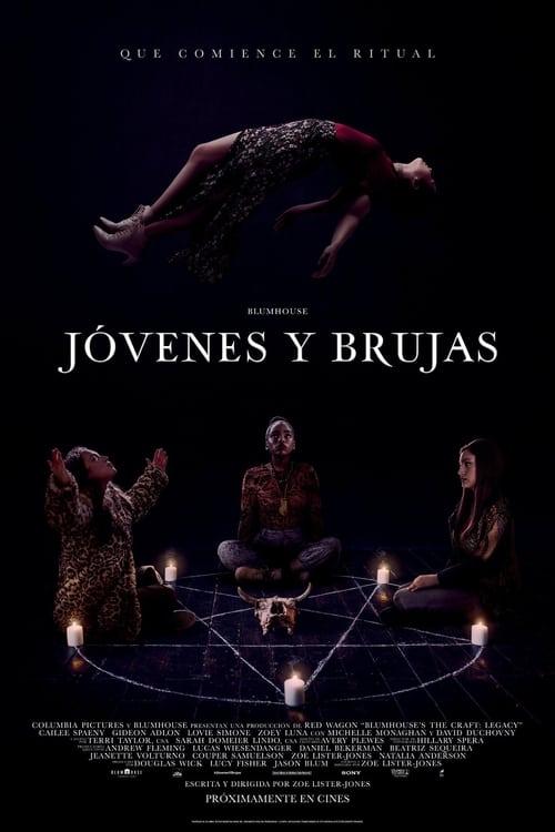 Jóvenes y Brujas (2020) Repelisplus Ver Ahora Películas Online Gratis Completas en Español y Latino HD