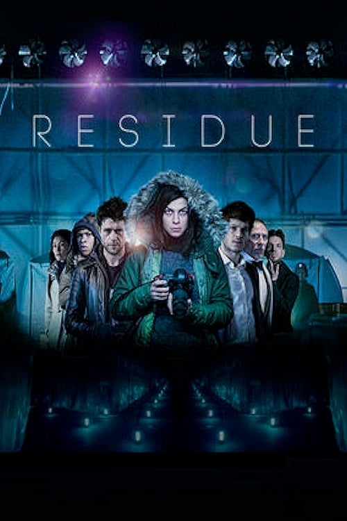 Cover of the Season 1 of Residue