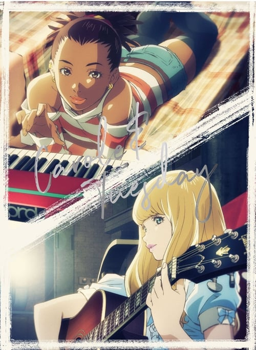 Cover of the Season 1 of Carole & Tuesday