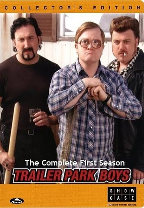 Cover of the Season 1 of Trailer Park Boys