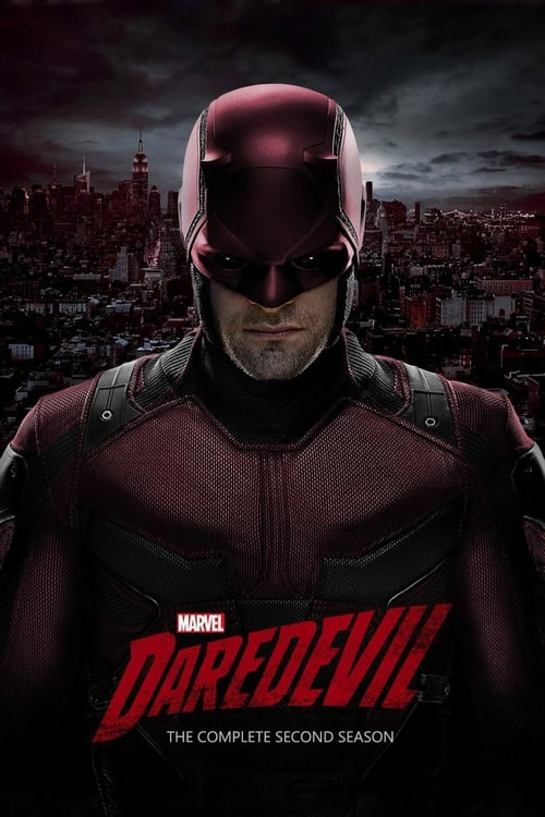 Cover of the Season 2 of Marvel's Daredevil