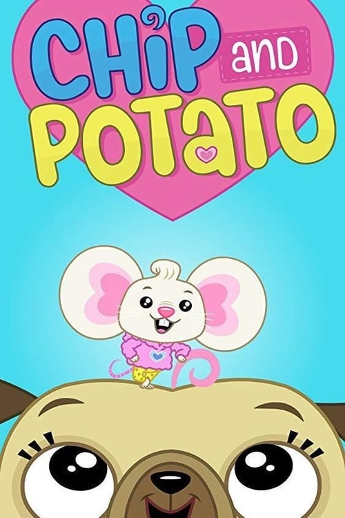 Cover of the Season 1 of Chip and Potato