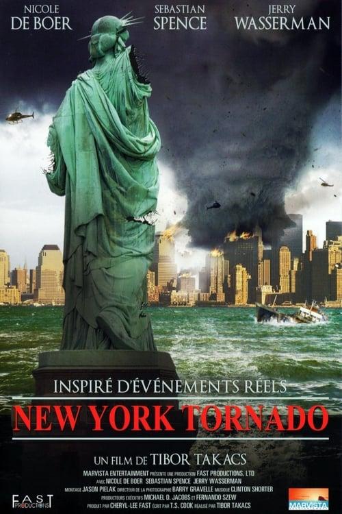 Tornádo v New Yorku