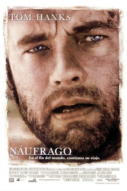 Náufrago (2000) PelículA CompletA 1080p en LATINO espanol Latino