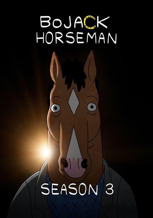 Cover of the Season 3 of BoJack Horseman
