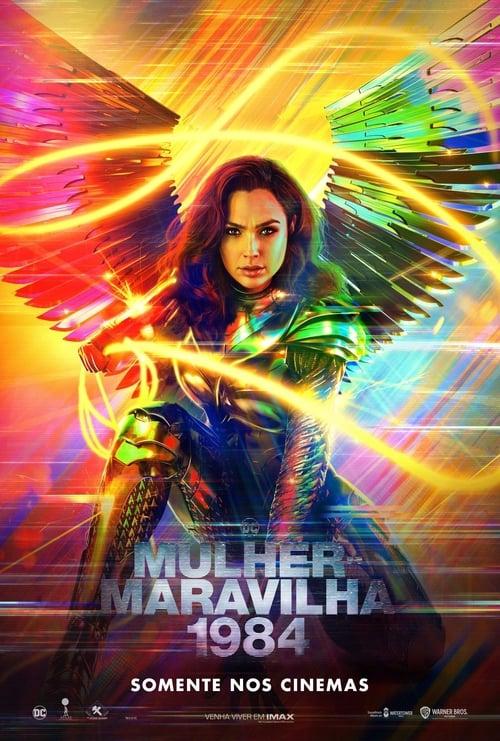 Mulher-Maravilha 1984 (IMAX) 2021 - Dublado e Legendado 5.1 WEB-DL 720p   1080p   2160p 4K