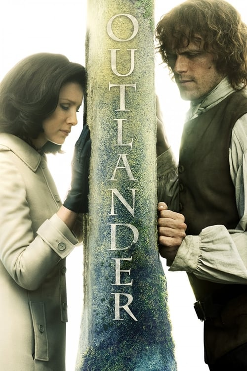 Cover of the Book Three of Outlander