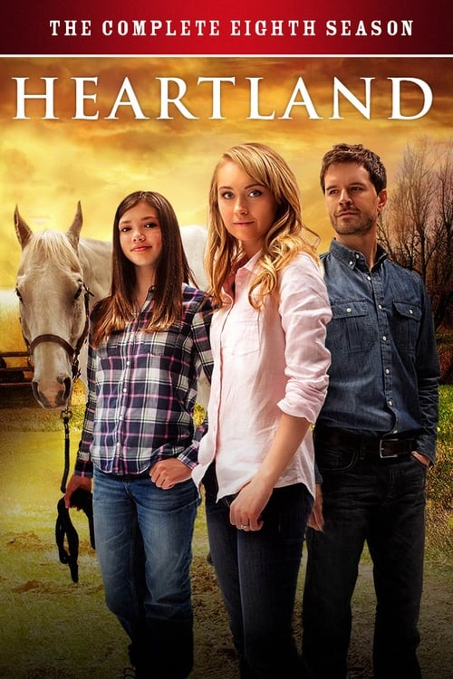 Cover of the Season 8 of Heartland