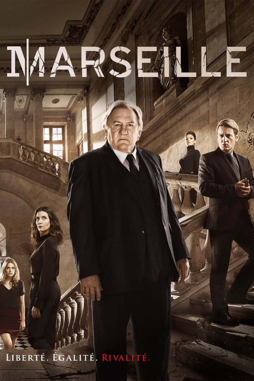 Cover of the Season 2 of Marseille