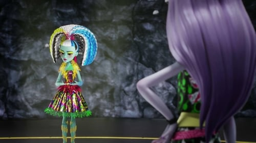Monster High: Electrified (2017) Watch Full Movie Streaming Online