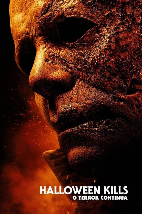 Halloween Kills: O Terror Continua 2021 - Legendado 5.1 / WEB-DL 720p   1080p FULL HD