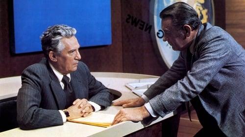 cula completa online subtitulada Network Ver Network, un mundo implacable (1976) Pelicula Completa en españollatino repelis