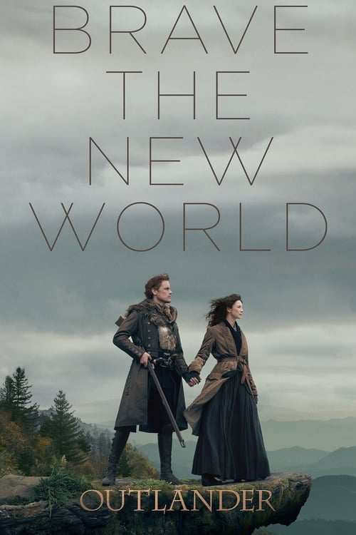 Cover of the Book Four of Outlander