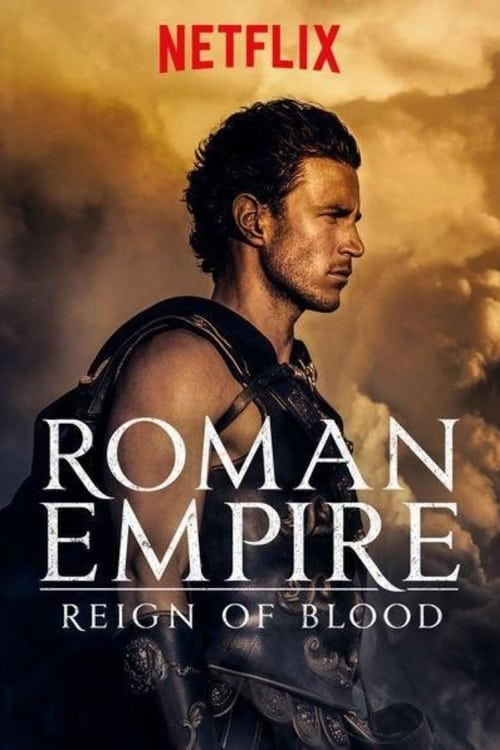 Cover of the Reign of Blood of Roman Empire