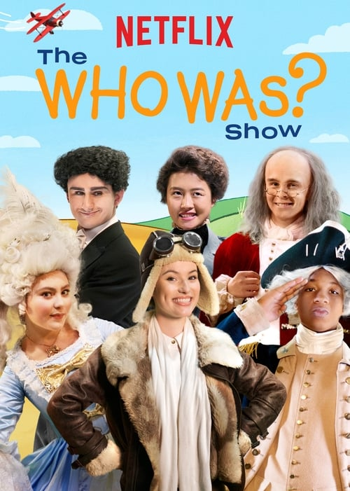 Cover of the Season 1 of The Who Was? Show
