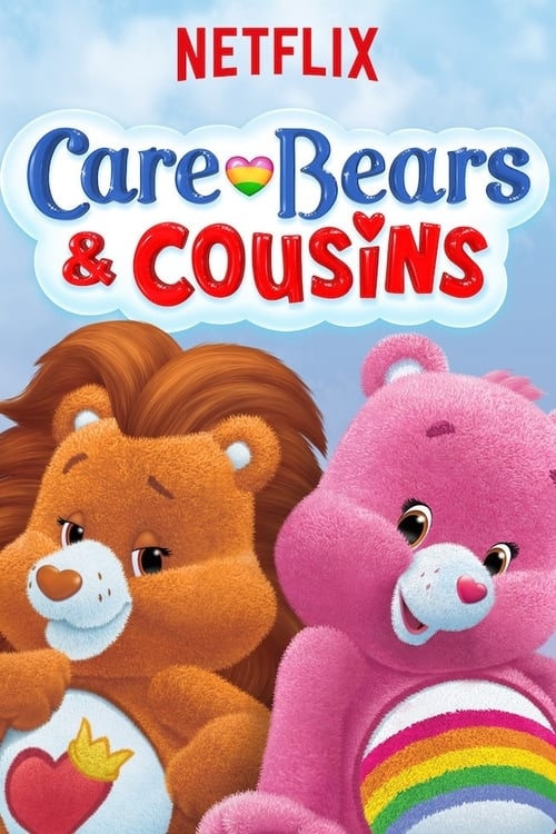 Cover of the Season 1 of Care Bears and Cousins