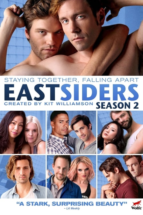 Cover of the Season 2 of EastSiders