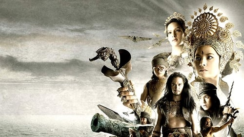 Legend of the Tsunami Warrior (2008)