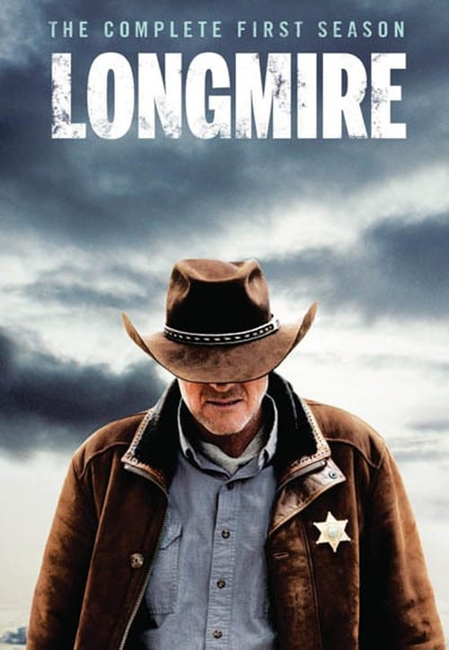 Cover of the Season 1 of Longmire