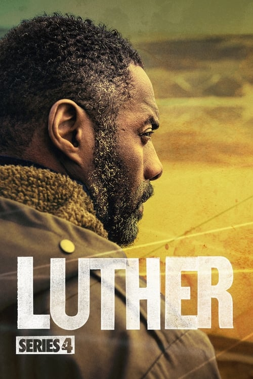 Cover of the Series 4 of Luther