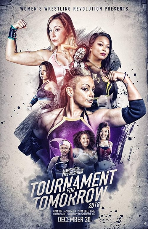 WWR Tournament For Tomorrow (2018) Watch Full Movie Streaming Online
