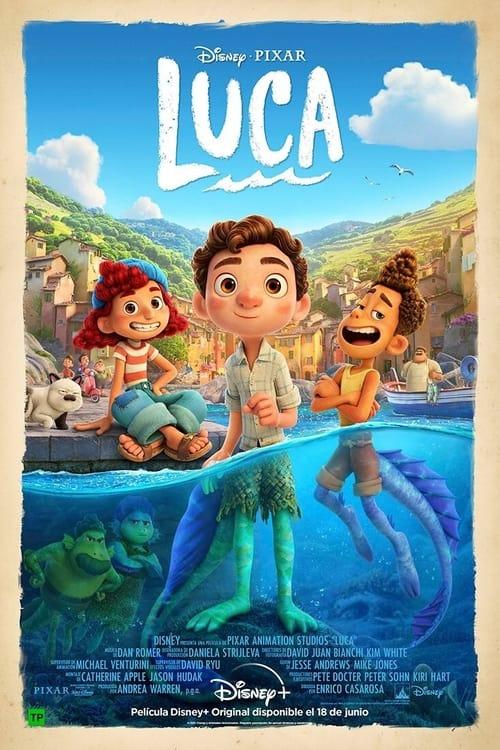 Luca (2021) Repelisplus Ver Ahora Películas Online Gratis Completas en Español y Latino HD