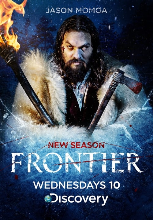 Cover of the Season 2 of Frontier