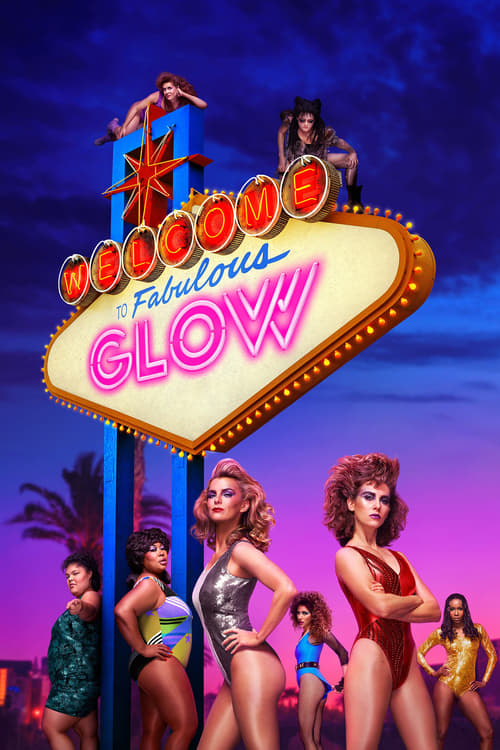 Cover of the Season 3 of GLOW