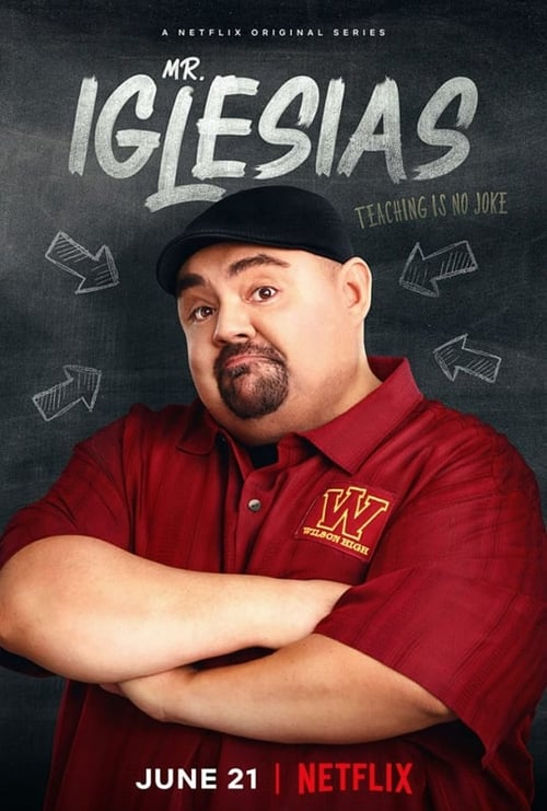 Cover of the Season 1 of Mr. Iglesias
