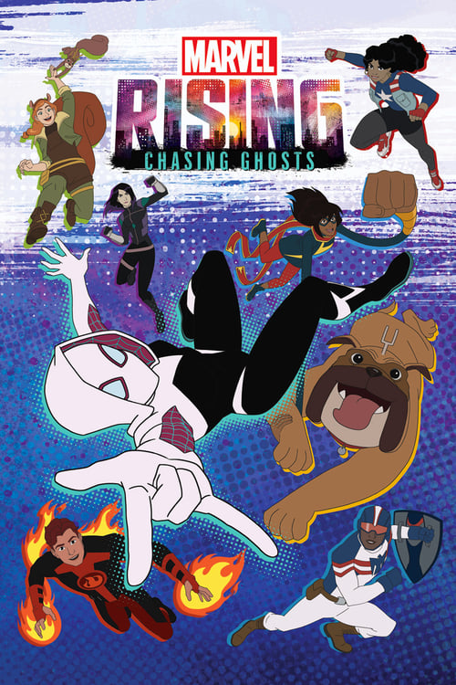 watch Marvel Rising: Chasing Ghosts full movie online stream free HD