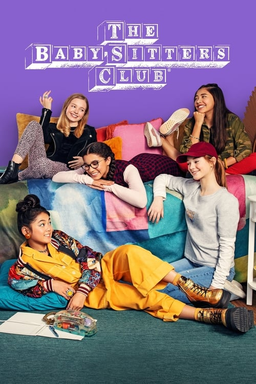 Cover of the Season 1 of The Baby-Sitters Club