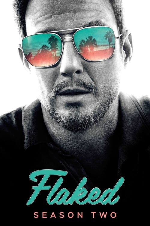 Cover of the Season 2 of Flaked