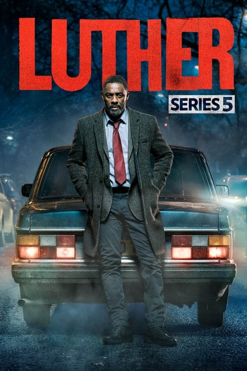 Cover of the Series 5 of Luther