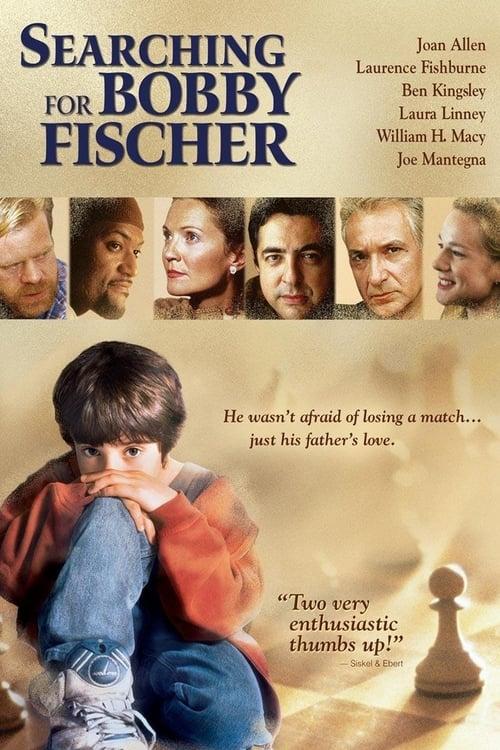 Nevinné ťahy: Pátranie po Bobbym Fischerovi