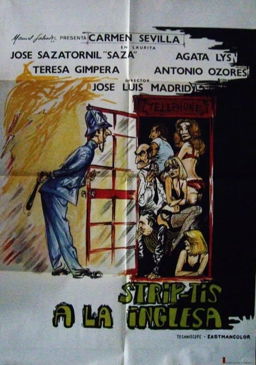 Strip-tis a la inglesa
