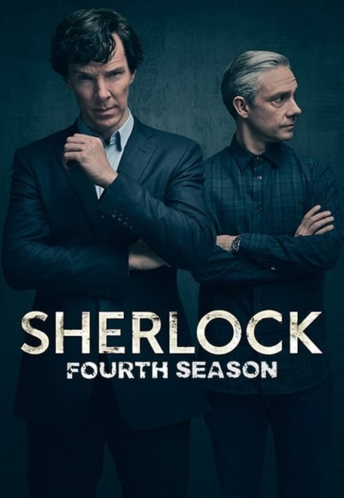Cover of the Series 4 of Sherlock