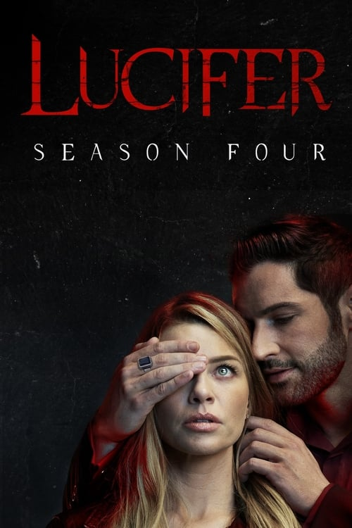 Cover of the Season 4 of Lucifer