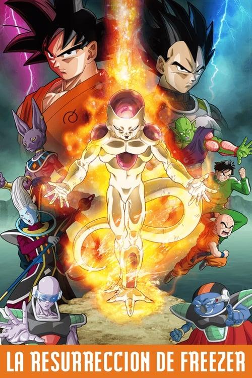 Dragon Ball Z: La resurrección de Freezer (2015) Repelisplus Ver Ahora Películas Online Gratis Completas en Español y Latino HD