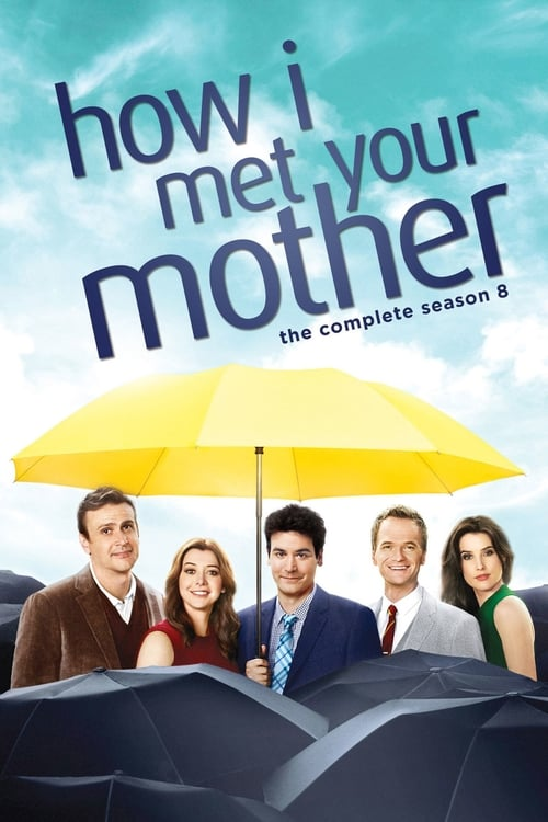 Cover of the Season 8 of How I Met Your Mother