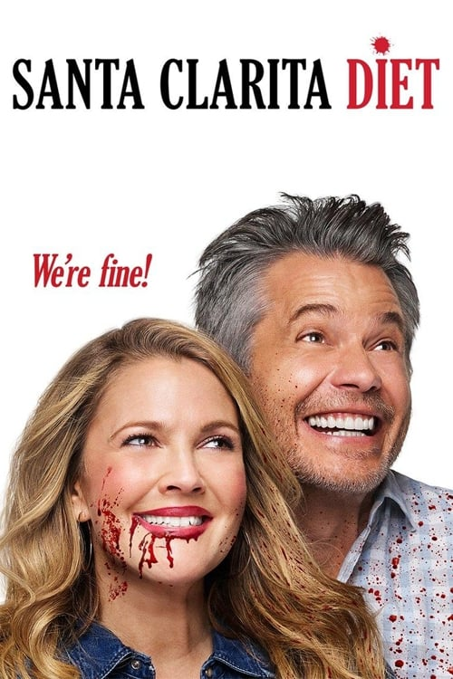 Cover of the Season 2 of Santa Clarita Diet