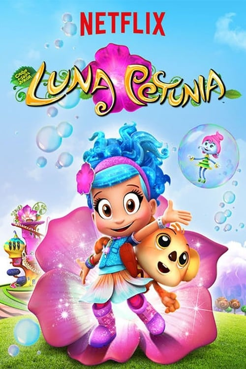 Cover of the Season 1 of Luna Petunia
