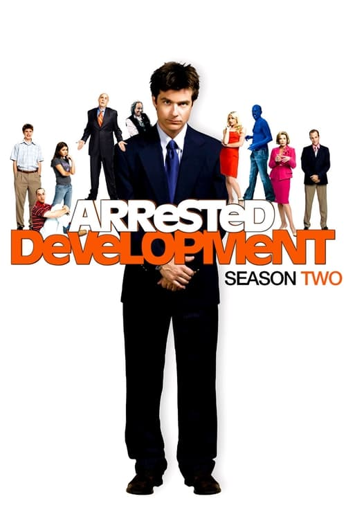 Cover of the Season 2 of Arrested Development