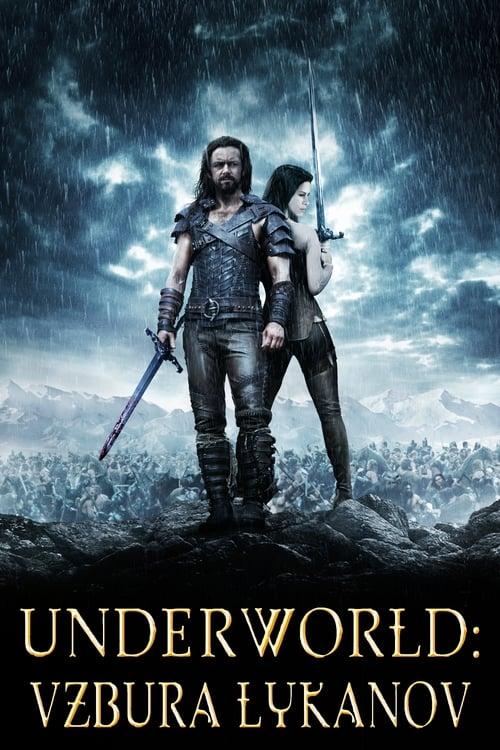 Underworld: Vzbura Lykanov