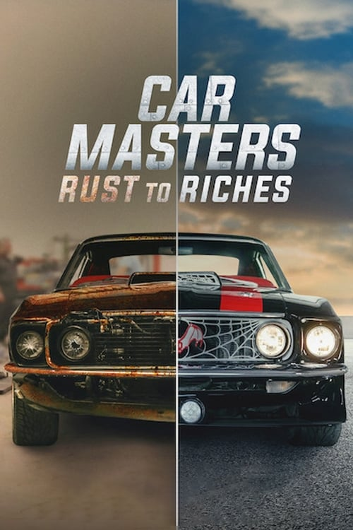 Cover of the Season 2 of Car Masters: Rust to Riches