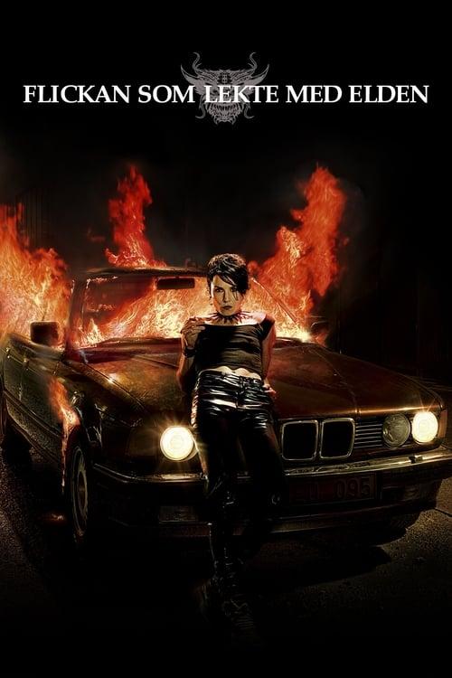 Dievča, ktoré sa hralo s ohňom