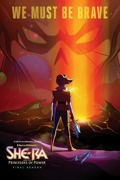 Cover of the Season 5 of She-Ra and the Princesses of Power