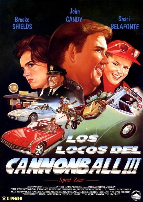 Los locos del Cannonball 3 (1989) PelículA CompletA 1080p en LATINO espanol Latino