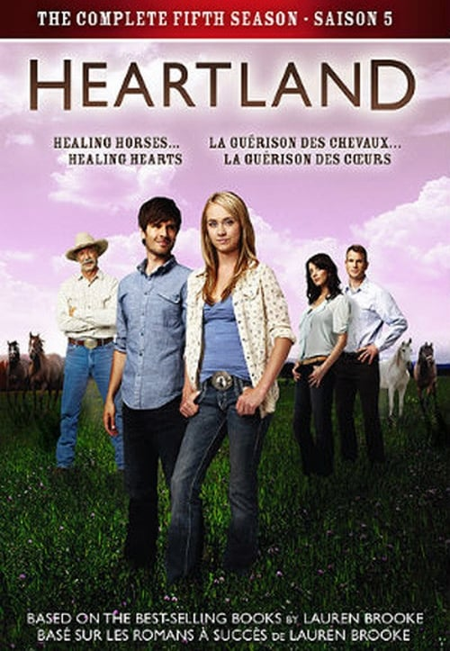Cover of the Season 5 of Heartland