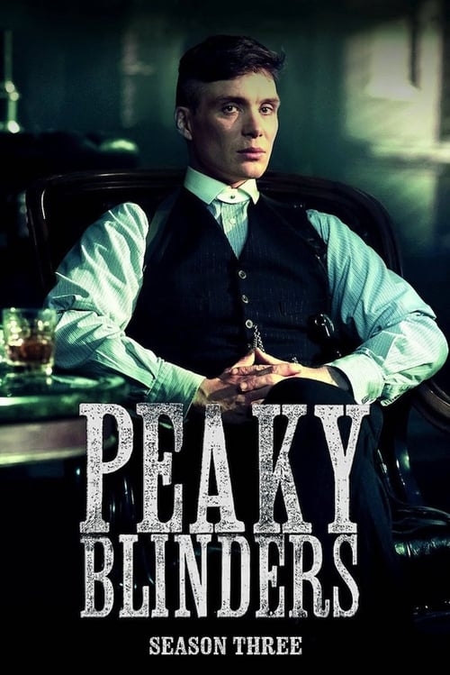 Cover of the Series 3 of Peaky Blinders